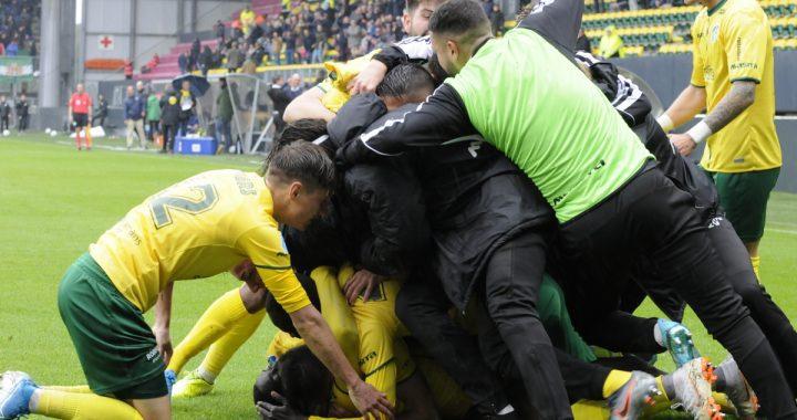 Fortuna euforisch na 4-2 winst op Feyenoord