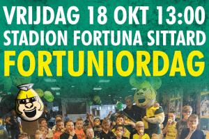 Doe jij ook mee aan de Fortuniordag! (18.10)