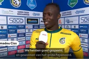 Fortuna – Feyenoord (4-2) in de media