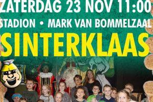 Hij Komt, Hij Komt…de Fortunior Sinterklaasdag !