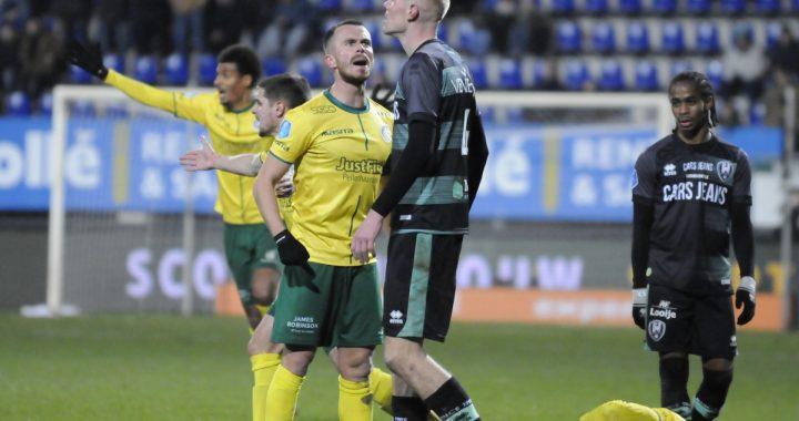 Fortuna wint weer op inzet van Hagenezen:1-0