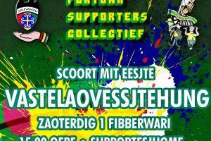 Save the date: Vastelaoves- sjtehung Fortuna SC!