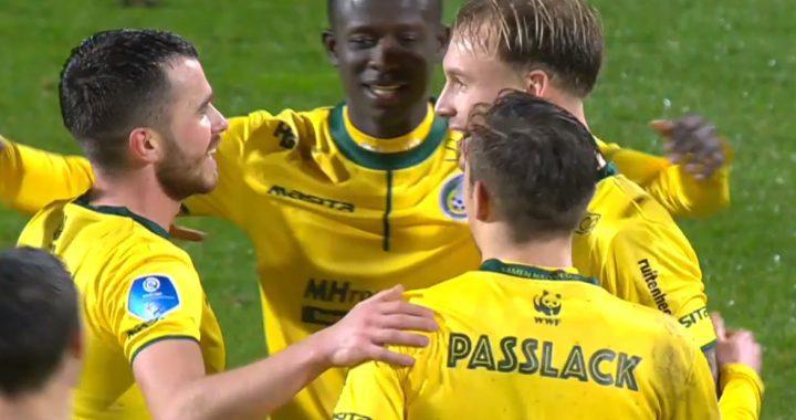 Fortuna rolt ook Zwolle op en bekert verder: 3-0