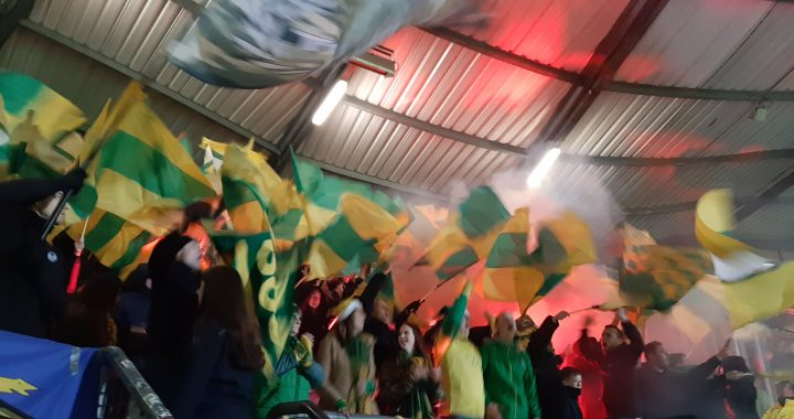 Fortuna speelt foutloze pot in Tilburg: 0-0