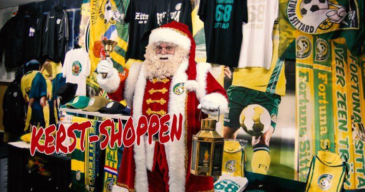 Fanshop maakt kerst-shoppen nog mogelijk!