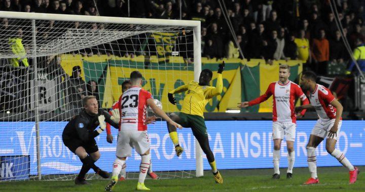 Fortuna komt aanvallend vermogen te kort: 0-0