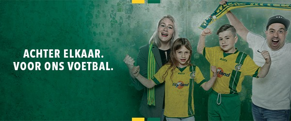 Steun onze club Fortuna Sittard!