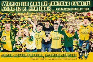 Wordt lid en join de Fortuna Sittard familie!