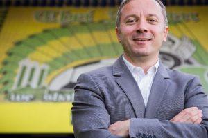 """Işıtan Gün: """"we willen de mooiste club van Nederland worden"""""""