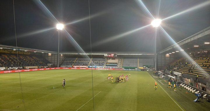 Gelukkige overwinning in oefenduel met VVV: 2-1