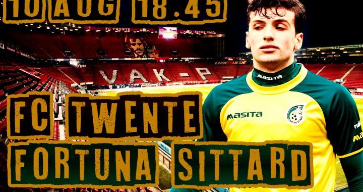 Voorbeschouwing FC Twente- Fortuna Sittard