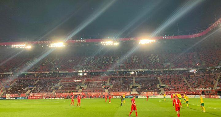 Fortuna Sittard stelt alles en iedereen teleur: 2-0