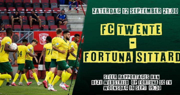 POLL: FC Twente- Fortuna Sittard, wat denk jij?