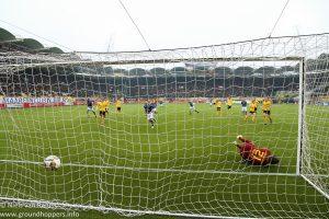 Derby zonder (uit)publiek: Fortuna loot Roda in de beker
