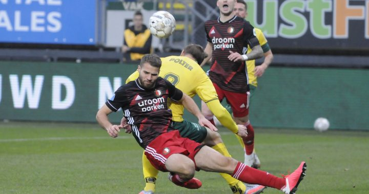 Fortuna Sittard mist absolute wil om te winnen: 1-3