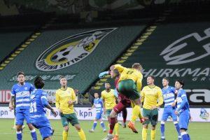 De foto's van Fortuna Sittard – Pec Zwolle