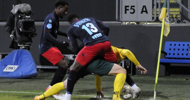 Fortuna pakt in te spannende wedstrijd de volle winst: 3-2