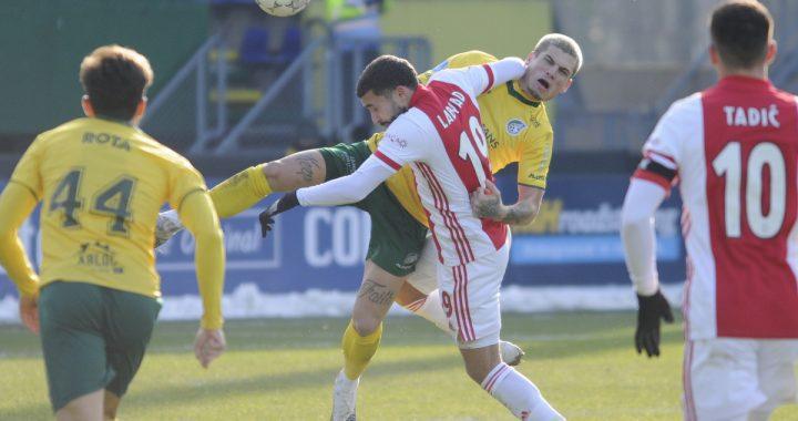 Fortuna Sittard verliest na verdienstelijke wedstrijd: 1-2