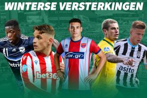 Fortuna Sittard op de transfermarkt: Het overzicht