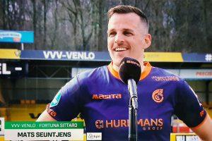 Fortuna Sittard wint van VVV op basis van kwaliteit: 1-3