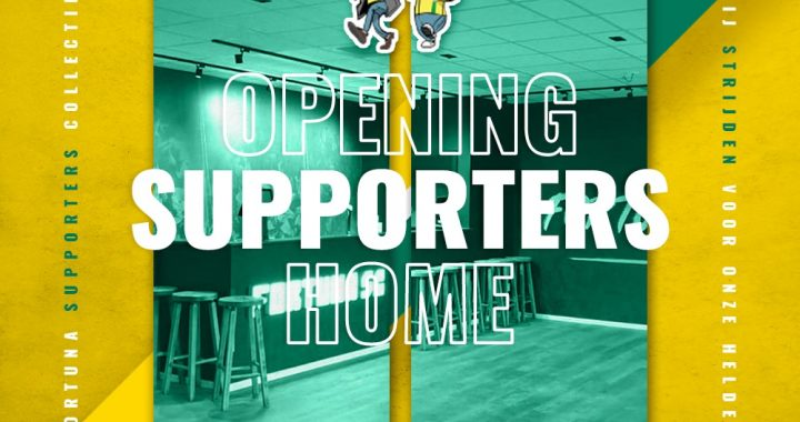 Opening Supportershome