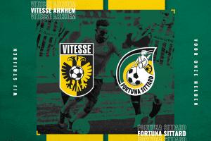 Preview Vitesse- Fortuna Sittard en openingstijden Supporters home