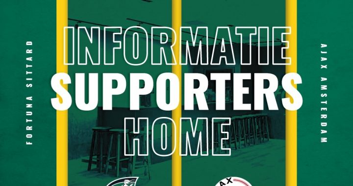 Informatie Supportershome Fortuna Sittard – Ajax