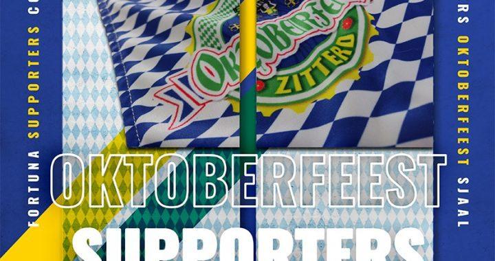 Fortuna SC Presenteert: Supporters oktoberfeest sjaal
