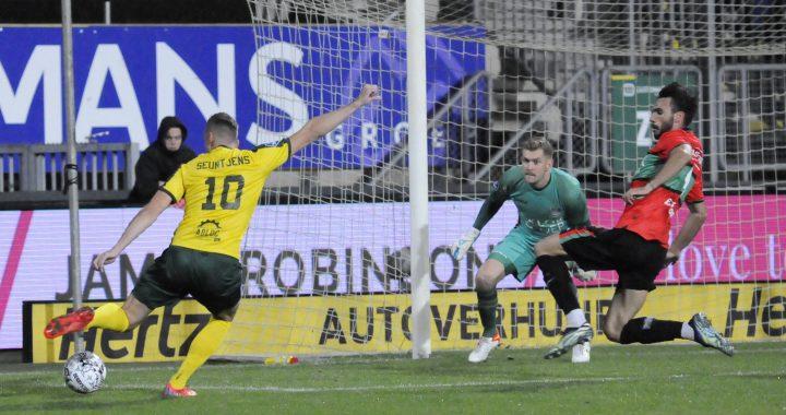 Foto's Fortuna Sittard – NEC Nijmegen
